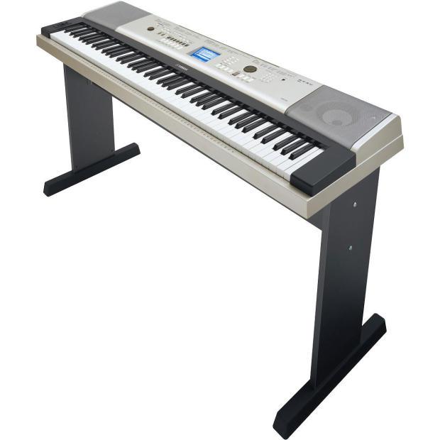 Yamaha Ypg 535 88 Key Portable Grand Piano W Vrt