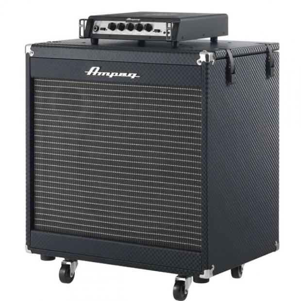 ampeg portaflex pf350 bass amp head pf115he 1x15 flip top bass cabinet reverb. Black Bedroom Furniture Sets. Home Design Ideas