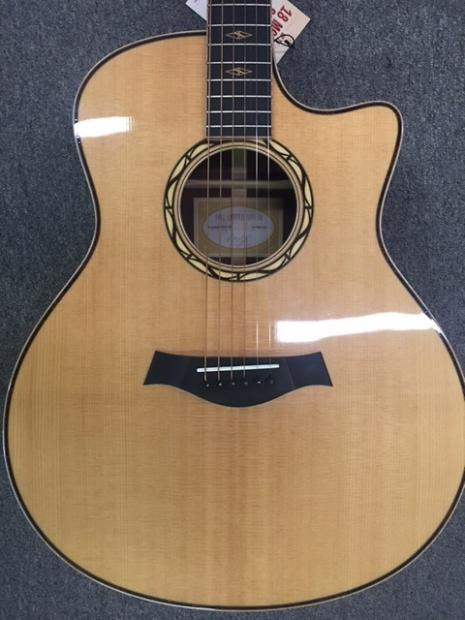 Taylor Gsce Fall Limited Cocobolo 2011 Natural Reverb