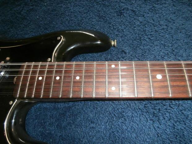 vintage 1960 39 s eko cobra 12 string electric guitar w case made in italy reverb. Black Bedroom Furniture Sets. Home Design Ideas
