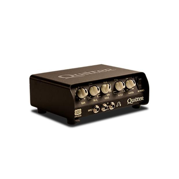 quilter 101 100 watt mini guitar amplifier head reverb. Black Bedroom Furniture Sets. Home Design Ideas
