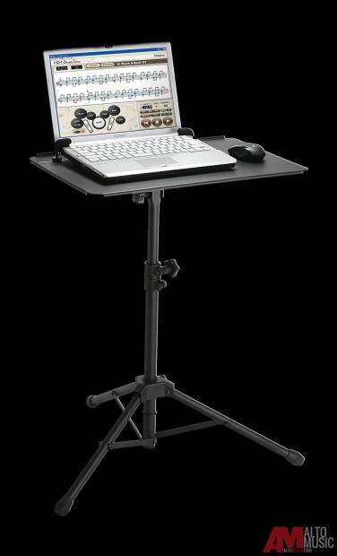 roland ss pc1 adjustable laptop stand repack manufacturer s repack full warranty reverb. Black Bedroom Furniture Sets. Home Design Ideas