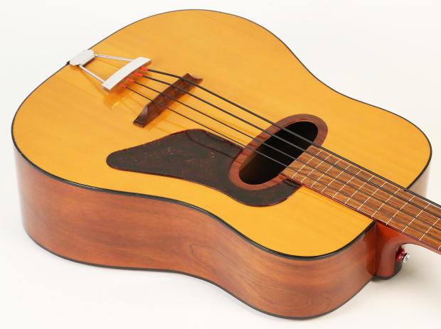 1980 eko ba 4 acoustic fretless bass guitar vintage hofner hagstrom reverb. Black Bedroom Furniture Sets. Home Design Ideas