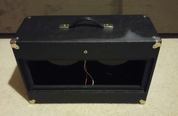 carvin 2x12 cabinet black reverb. Black Bedroom Furniture Sets. Home Design Ideas