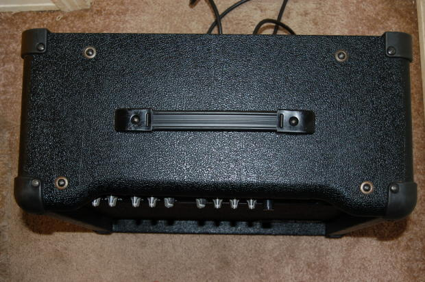 crate gx 65 guitar amp in very good condition reverb. Black Bedroom Furniture Sets. Home Design Ideas