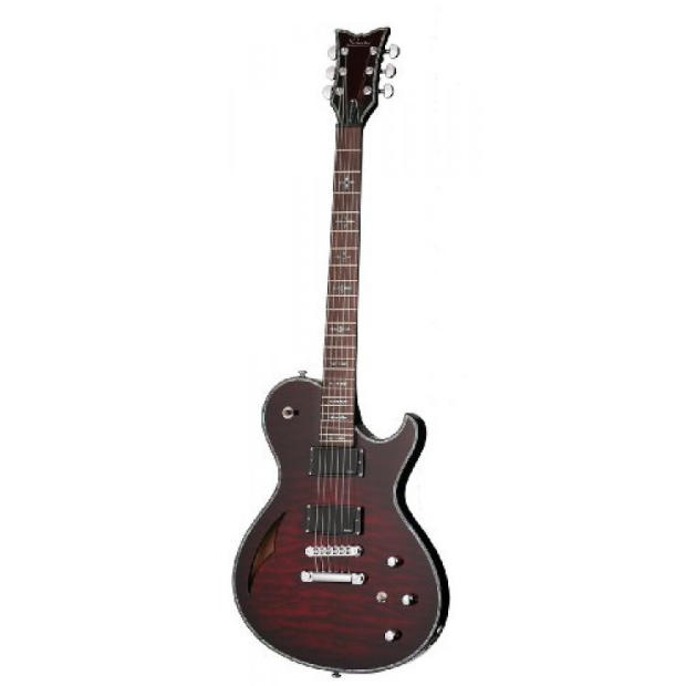 schecter hellraiser solo 6 e a 6 string electric guitar black cherry reverb. Black Bedroom Furniture Sets. Home Design Ideas
