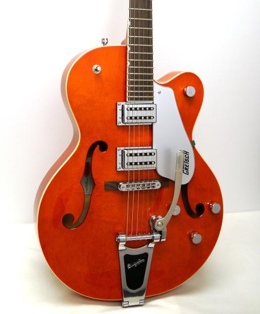gretsch g5120 electromatic hollowbody electric guitar orange mik reverb. Black Bedroom Furniture Sets. Home Design Ideas