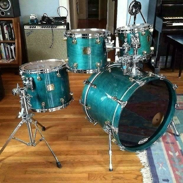 Yamaha Maple Custom Drum Set Price