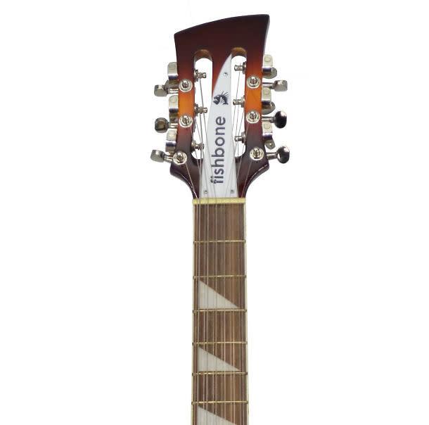 fishbone ftp burg 12 string electric solid body guitar 2013 burgundy burst make an offer reverb. Black Bedroom Furniture Sets. Home Design Ideas