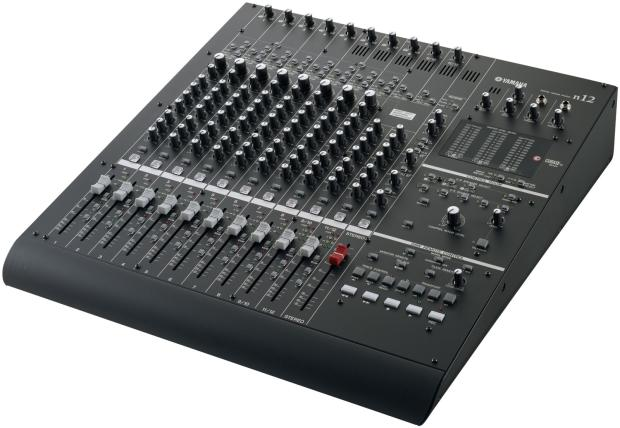 yamaha n12 12 channel mixer firewire audio interface reverb. Black Bedroom Furniture Sets. Home Design Ideas