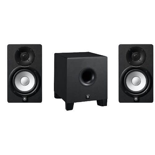 Yamaha hs5 and hs8s reverb for Yamaha hs5 speaker stands