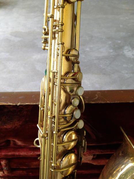 selmer c tenor mouthpiece eBay