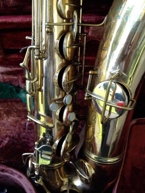 Selmer Paris C alto sax mouthpiece eBay
