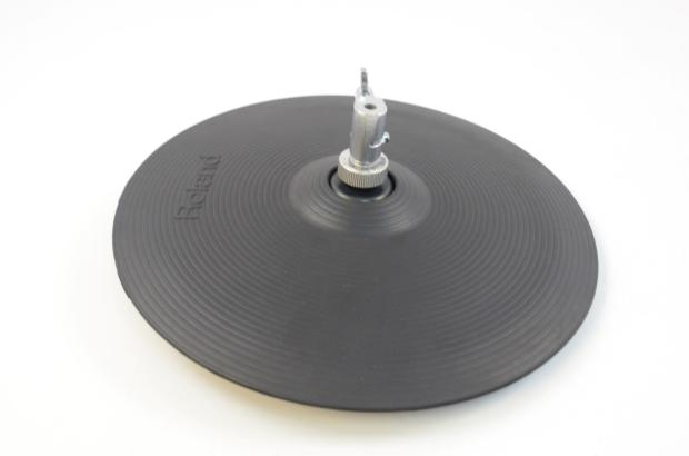how to clean roland cymbals