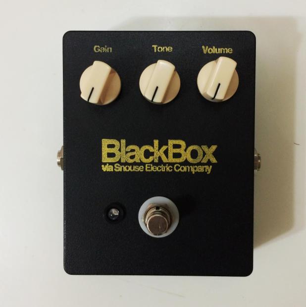 bluesbreaker clone marshall mk1 wired blackbox electric overdrive hand reverb