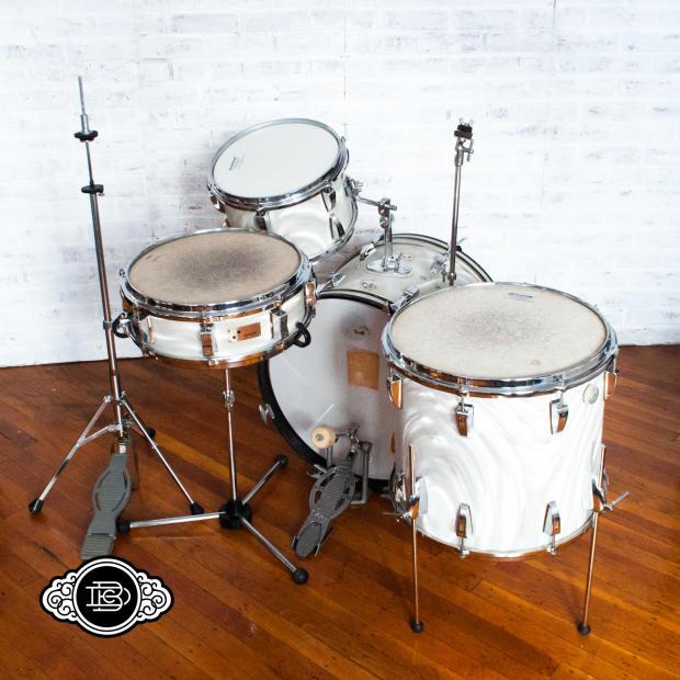 Brooklyn Auto Sales >> Sonor Swinger 1970 4 piece vintage drum set kit matching ...