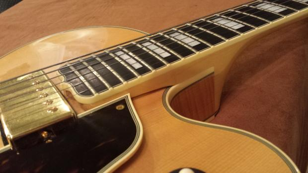 epiphone byrdland elitist guitar 1999 w vintage byrdland tailpiece deluxe case reverb. Black Bedroom Furniture Sets. Home Design Ideas