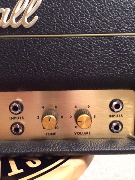 Marshall Jmp 2061x Lead And Bass 20 Hand Wired Reissue