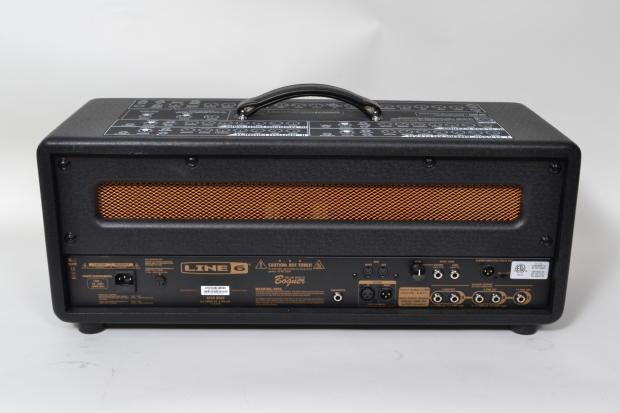 line 6 dt50 head electric guitar amplifier amp modeling bogner reverb. Black Bedroom Furniture Sets. Home Design Ideas