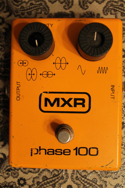 from Alexzander dating mxr phase 100