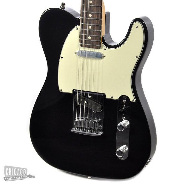 Fender Telecaster Deluxe Black 30