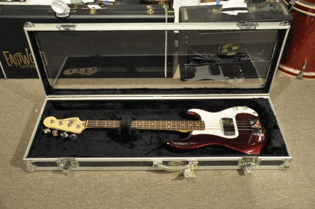 warwick rockcase rc10905b plexi top road case for bass guitar reverb. Black Bedroom Furniture Sets. Home Design Ideas