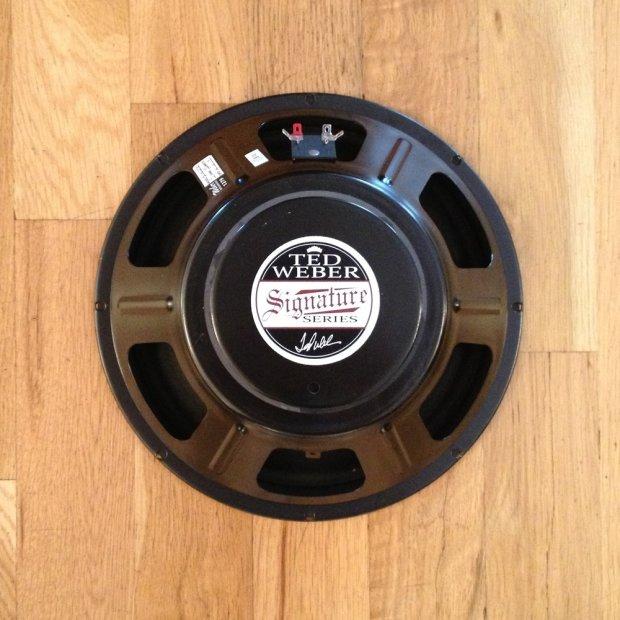 Weber Signature Series Ceramic 12f B Speaker 12 Quot 8 Ohm