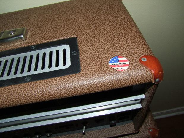 Mesa Boogie Dual Rectifier Solo Head 2003 Cocoa Bronco