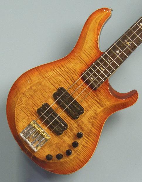paul reed smith prs gary grainger 4 string bass guitar autumn sky finish reverb. Black Bedroom Furniture Sets. Home Design Ideas