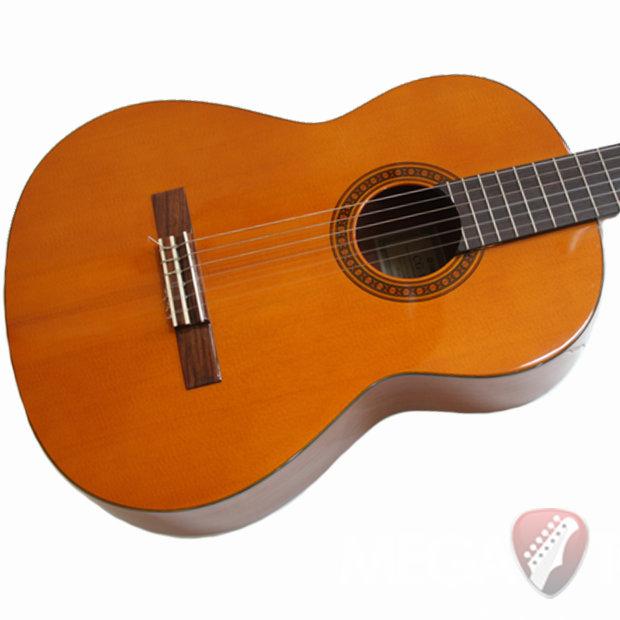 Yamaha cg 111s solid top classical guitar natual reverb for Yamaha cg150sa classical guitar