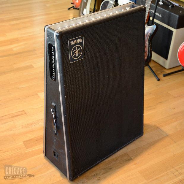 Yamaha ta 60 guitar amplifier 1970s reverb for Yamaha bass guitar amplifier