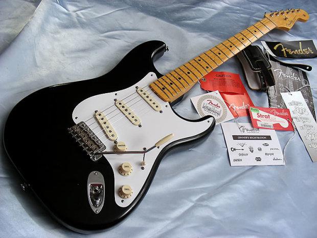 Fender stratocaster vintage hot rod 57