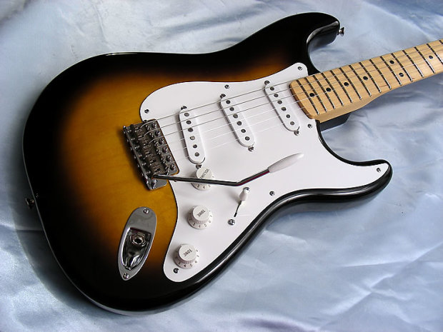 Fender Jimmie Vaughan Tex Mex Stratocaster With Upgrades