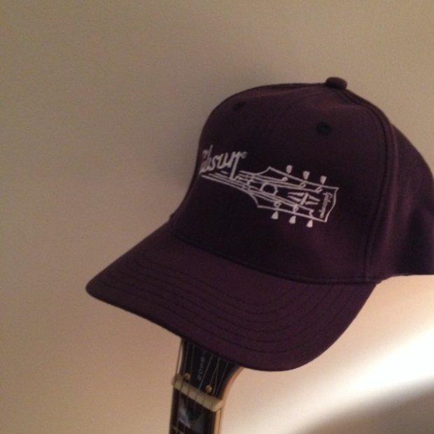 new gibson guitars baseball cap hat nos gibson usa gear reverb. Black Bedroom Furniture Sets. Home Design Ideas