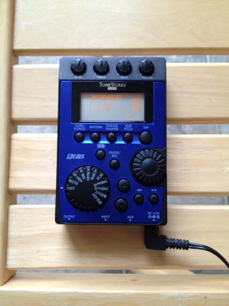 Korg Toneworks Px4 Pandora Personal Effects Processor For