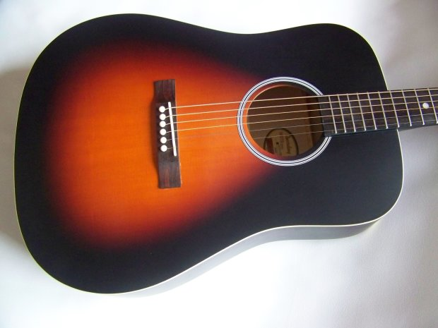 Pickguard recommendations for Dirty 30's dreadnought