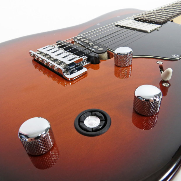 godin session custom tripleplay lightburst hg rn usb fishman wireless guitar synth controller. Black Bedroom Furniture Sets. Home Design Ideas