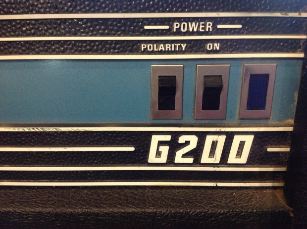 Buy Here Pay Here Cleveland Ohio >> Vintage EMC G200 Guitar Amp 1970's Solid State   Reverb