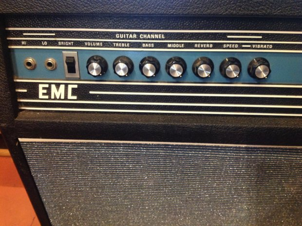 Buy Here Pay Here Cleveland >> Vintage EMC G200 Guitar Amp 1970's Solid State | Reverb