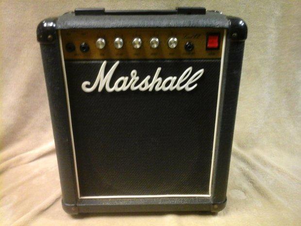 marshall 5005 lead 12 guitar amp combo vintage reverb. Black Bedroom Furniture Sets. Home Design Ideas