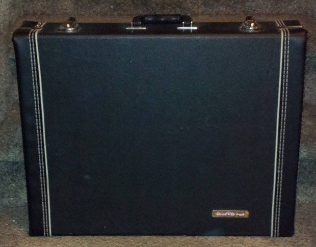 Road Runner 3 Space Guitar Stand Case Reverb