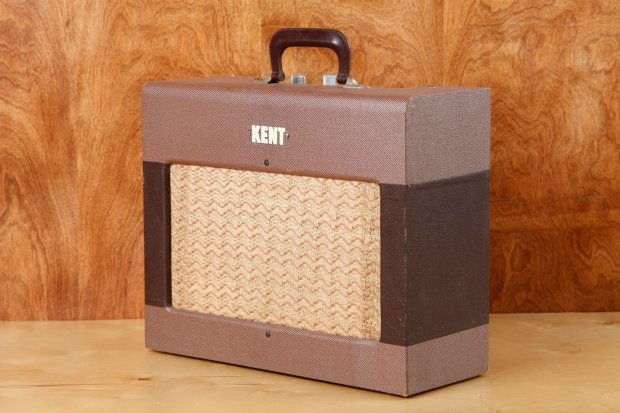 Can discussed Vintage kent guitar amplifier