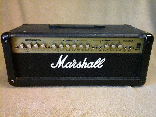 marshall mg100r cd guitar amp head reverb. Black Bedroom Furniture Sets. Home Design Ideas