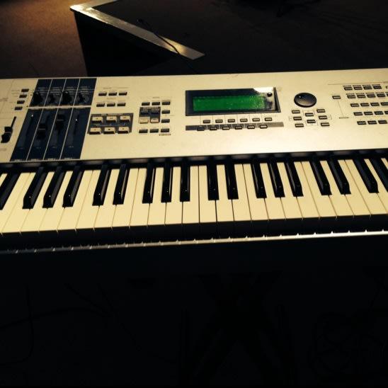 Yamaha motif es8 reverb for Yamaha cp50 review