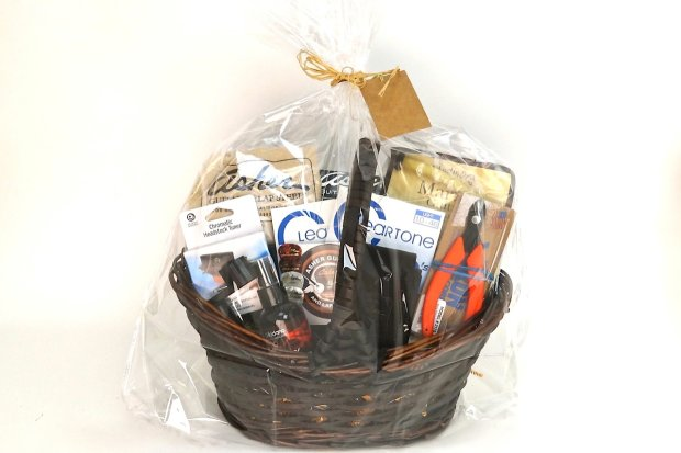 electric guitar player essentials gift basket for any occasion by asher guitars reverb. Black Bedroom Furniture Sets. Home Design Ideas