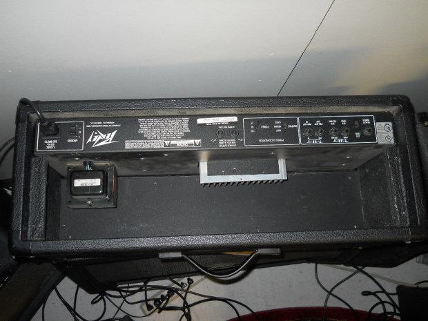 peavey supreme guitar amplifier head 25 50 100 watt reverb. Black Bedroom Furniture Sets. Home Design Ideas