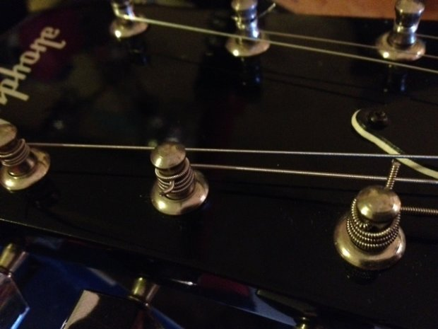 Epiphone Les Paul Custom Black Beauty With Gibson 50s Wiring  Orange Drop Caps  Expert Set Up