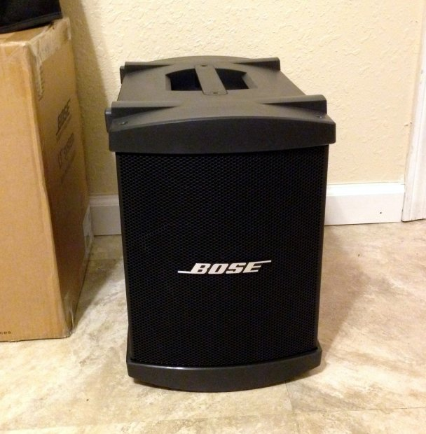 bose l1 model 2 tonematch manual