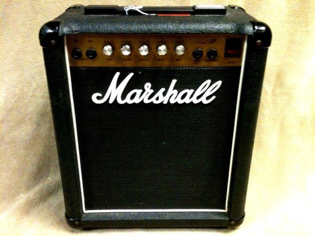 marshall 5005 lead 12 w celestion gd10 25 speaker guitar amp combo vintage reverb. Black Bedroom Furniture Sets. Home Design Ideas