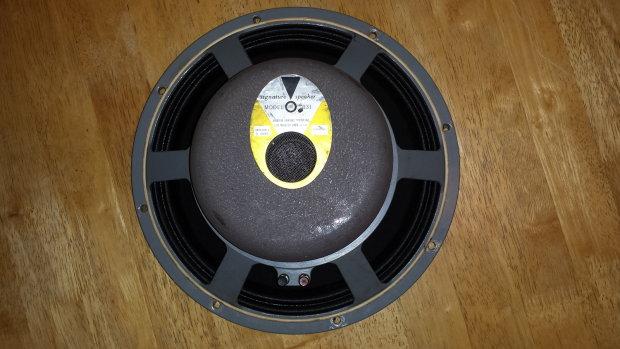 Jbl D131 D120 8 Ohm Guitar Pa Speaker 60 S Gray
